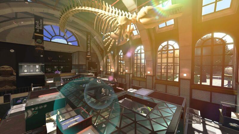 デボン海洋博物館 = Shellendorf Institute(シェレンドーフインスティテュート)