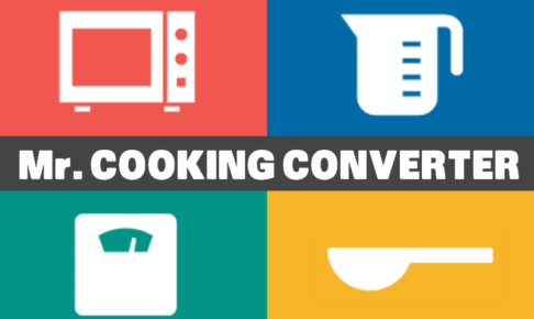 mr.cooking-converter
